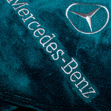 Mercedes-Benz Plush Blanket
