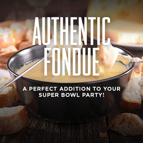 Authentic Fondue