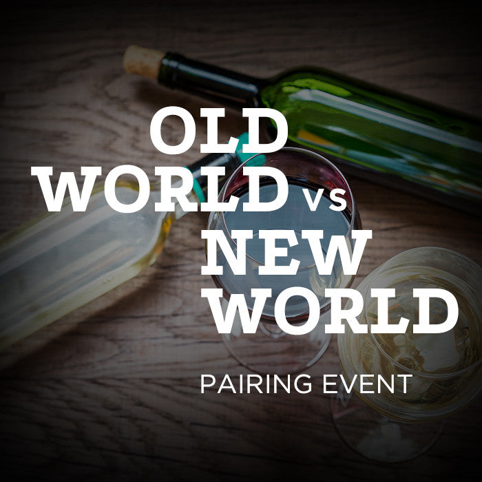 Old World Vs New World Wines