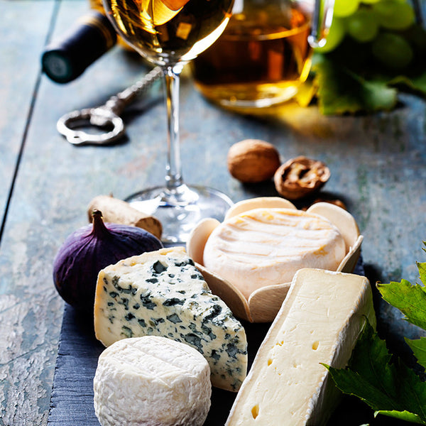 Cheese & Wine Perfect Pairing Club