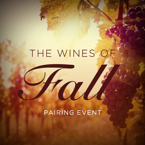 THE WINES OF FALL