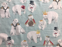 Load image into Gallery viewer, Fancy Polar Bear Cotton Lycra