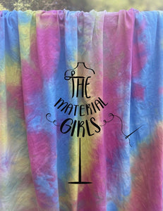 Summer Dream Tie Dye Cotton Lycra