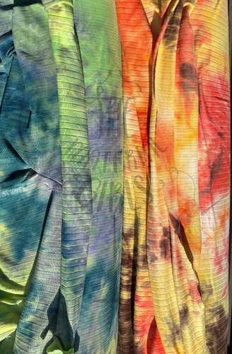 Ribbed Tie Dye Bundle
