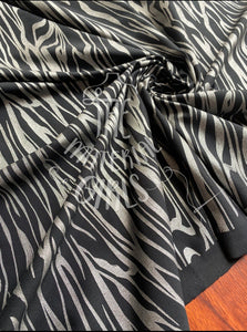 Pyrite on Black Tiger Stripe Athletic