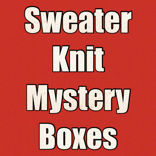 Mystery Box of Sweater Knits