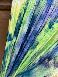 Salem Tie Dye 4x1 Ribbed Knit