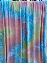 Load image into Gallery viewer, Caribbean Tie Dye Brushed DTY