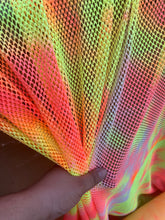 Load image into Gallery viewer, Adella Tie Dye Fishnet