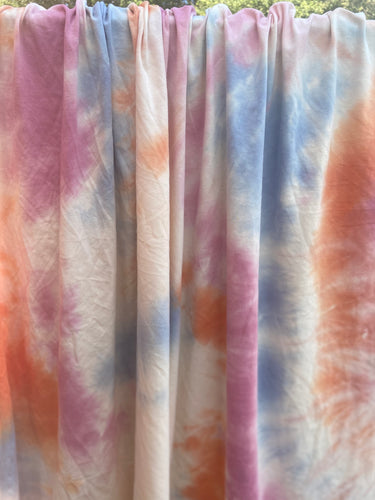 Summer Breeze Tie Dye Cotton Spandex