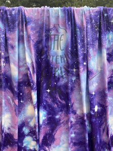 Nebula Double Brushed Polyester Spandex
