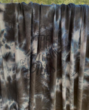 Load image into Gallery viewer, Black Ice French Terry Tie Dye
