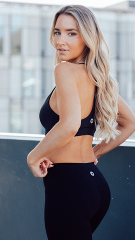 Black Pro Seamless Leggings