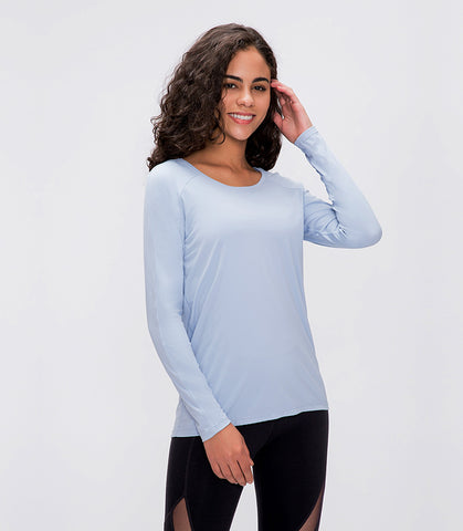Long Sleeve Running Tee