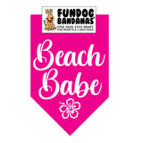Wholesale 10 Pack - Beach Babe Bandana