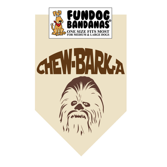 Chew-Bark-A Bandana (Star Wars)