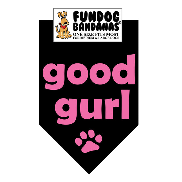 Wholesale 10 Pack - Good Gurl Bandana