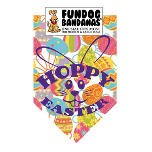 HOPPY Easter Bandana
