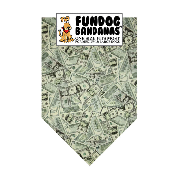 Money Bandana