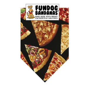 Pizza Slices Bandana
