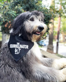 The Squirrelinator Bandana - FunDogBandanas