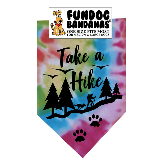 Take a Hike Bandana