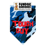 Tough Guy - FunDogBandanas