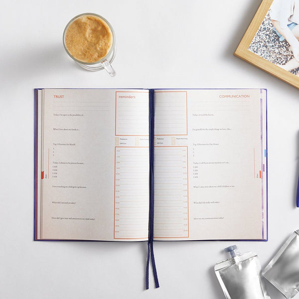 Dailygreatness Parents 90-Day Planner and Journal - Dailygreatness UK & Europe
