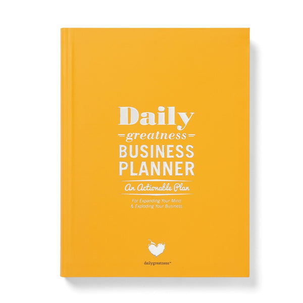 Dailygreatness Business Yearly (Undated)