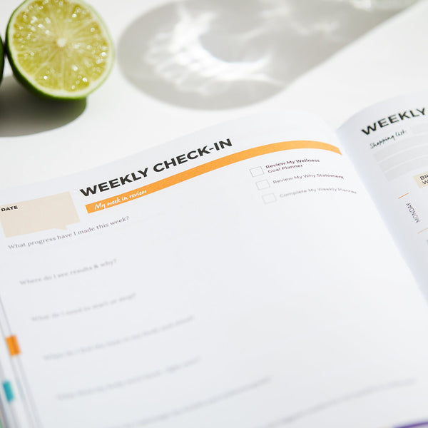 Dailygreatness Wellness Journal Yearly - Dailygreatness UK & Europe
