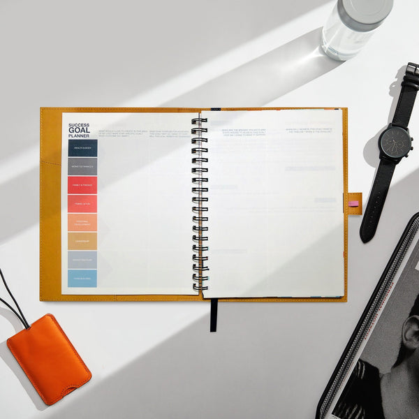 Vagami Success™ Planner (Undated) - Dailygreatness UK & Europe