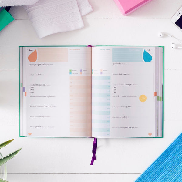 Dailygreatness Yoga 90-Day Planner and Journal - Dailygreatness UK & Europe