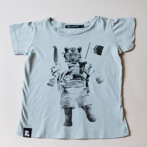 Mini&Maximus 'Tiger on the Moon' Tee SALE