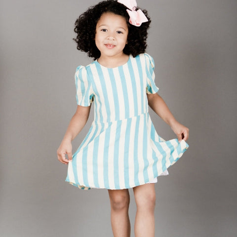 PRSPR Maddy Striped Dress