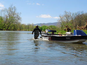 Smallmouth Bass Streams Fly Fishing Report - April 2, 2020