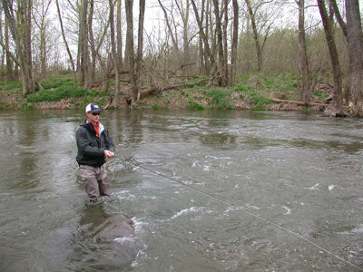 Stocked Trout Streams Fly Fishing Report - Update June 8, 2018