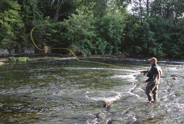Smallmouth Bass Streams Fly Fishing Report- May 8, 2017