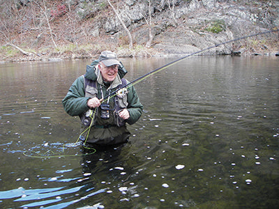 Smallmouth Bass Streams Fly Fishing Report -December 2, 2020