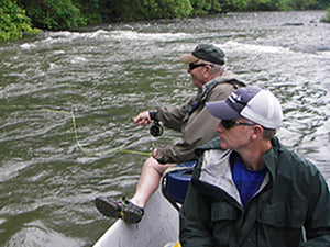 Smallmouth Bass Streams Fly Fishing Report - March 26, 2020