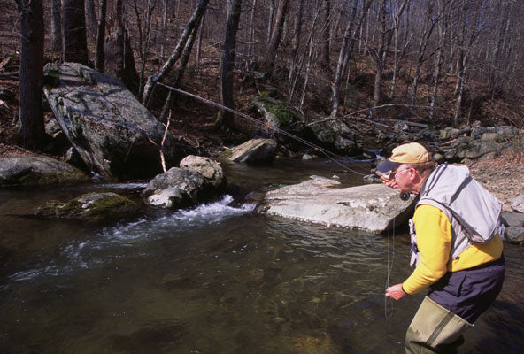 Mountain Trout Streams Fly Fishing Report- March 12, 2018