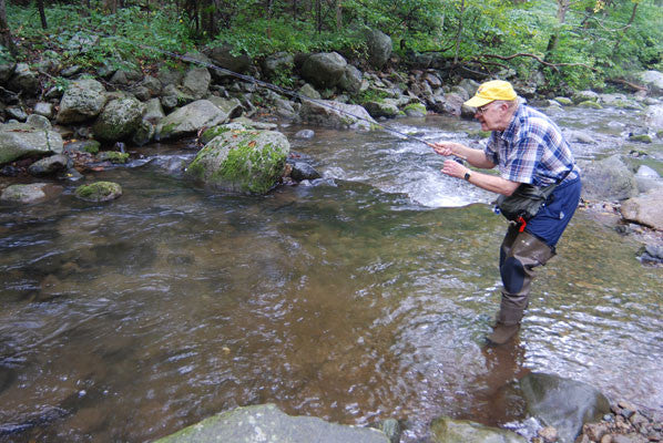 Mountain Trout Streams Fly Fishing Report- July 3, 2017
