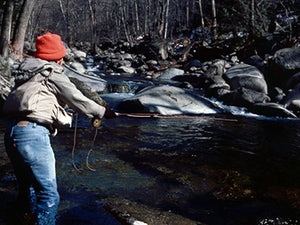 Mountain Trout Streams Fly Fishing Report - January 30, 2020