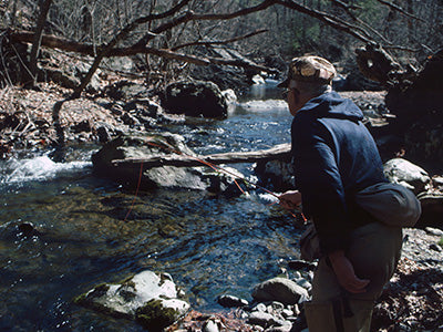 Mountain Trout Streams Fly Fishing Report - February 6, 2020