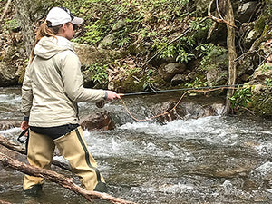 Mountain Trout Streams Fly Fishing Report - May 14, 2020