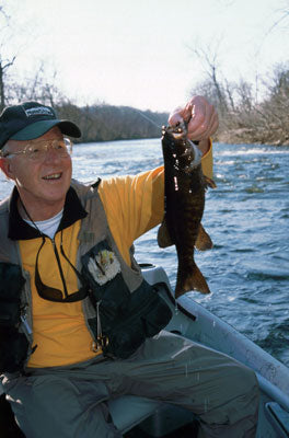 Smallmouth Bass Streams Fly Fishing Report- November 14, 2017