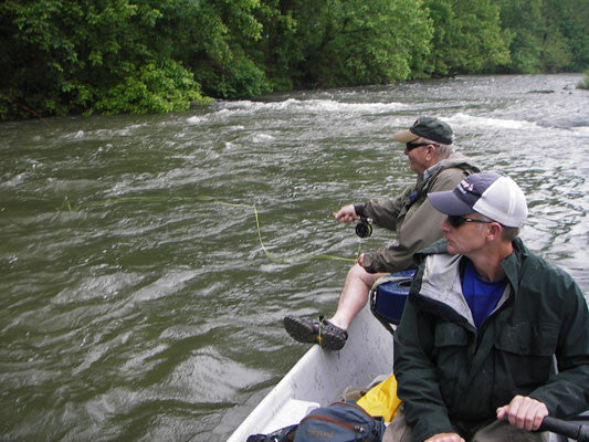 Smallmouth bass streams fly fishing report for Smallmouth bass fly fishing