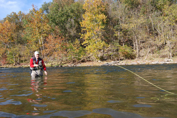 Smallmouth Bass Streams Fly Fishing Report- October 31, 2017