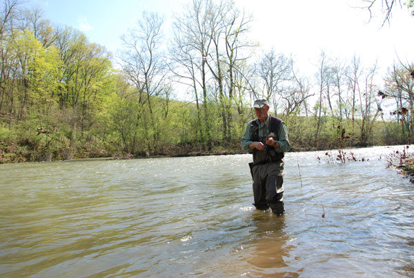 Smallmouth Bass Streams Fly Fishing Report- May 8, 2018