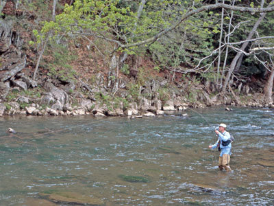 Stocked Trout Streams Fly Fishing Report - July 10, 2018