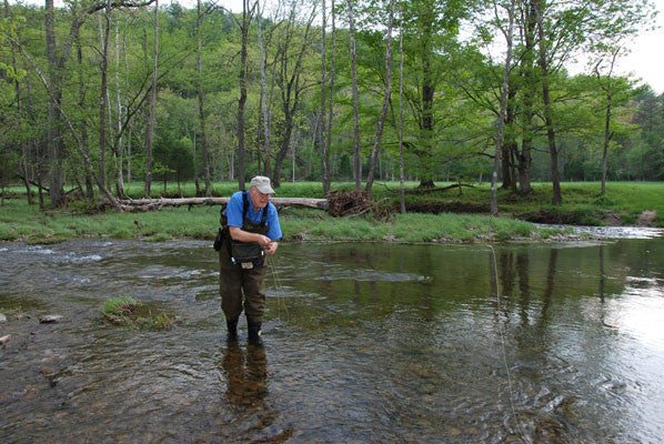 Delayed Harvest and Stocked Trout Streams Fly Fishing Report- April 4, 2017